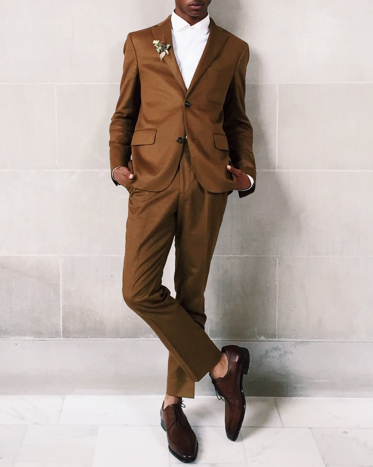 The Two Best Wedding Suit Looks For Fall 2016
