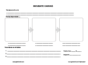 Incubate Canvas -