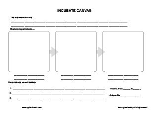 Incubate Canvas -