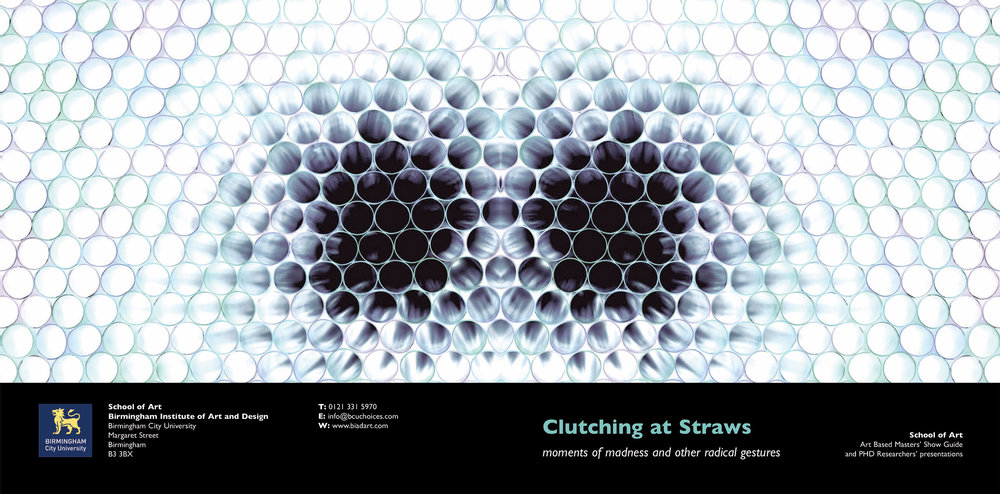 Clutching at Straws Book & Book Cover Design