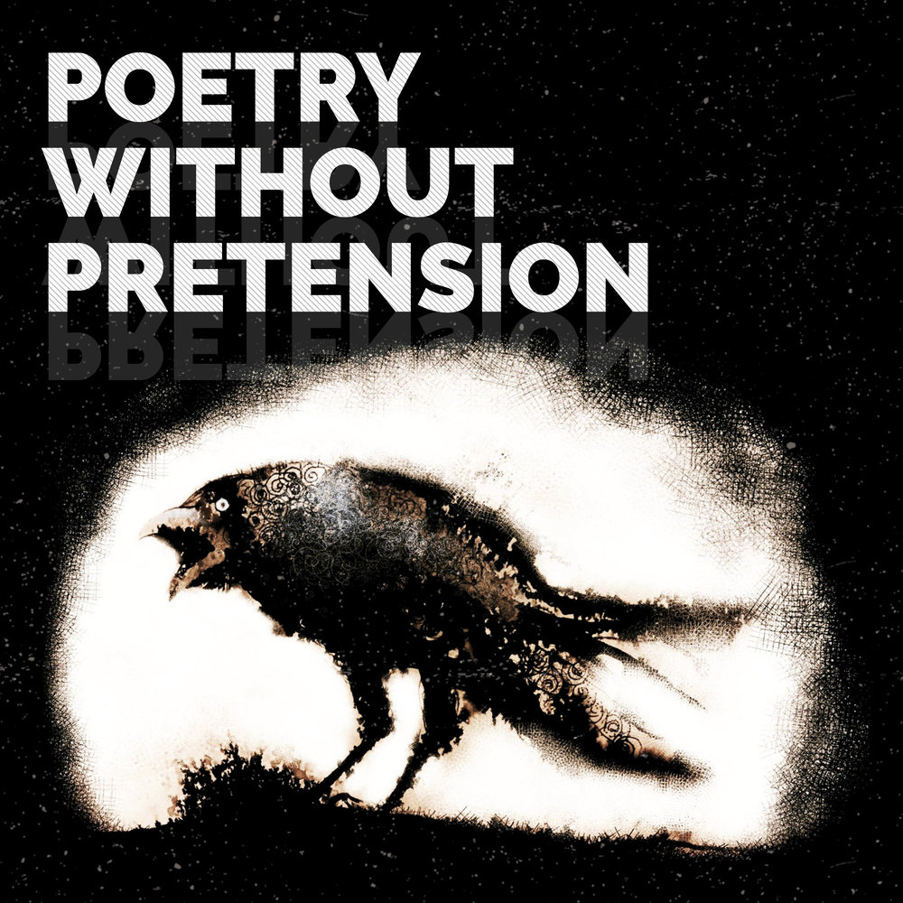 Poetry Without Pretension Book & Book Cover Design