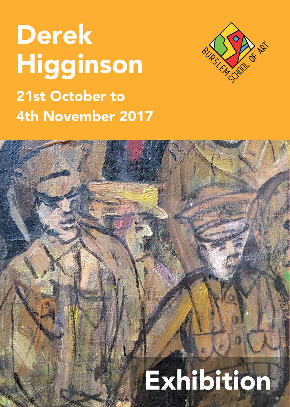 Derek Higginson Catalogue