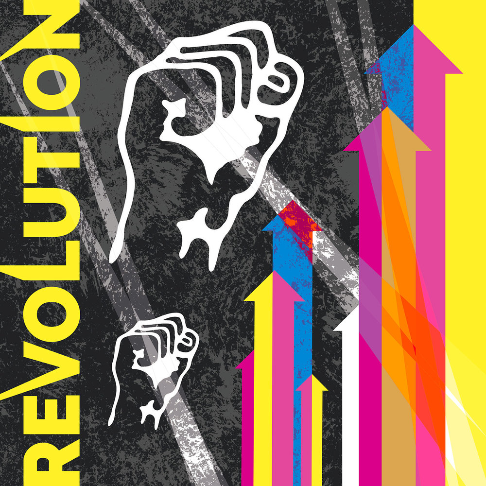 Revolution Book Design Book & Book Cover Design