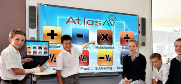 Atlas AV and education