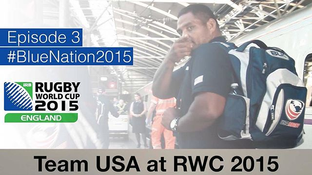 Episode 3 of our behind the scenes video series produced for @usarugby at #rwc2015 now online at www.youtube.com/USARugby
