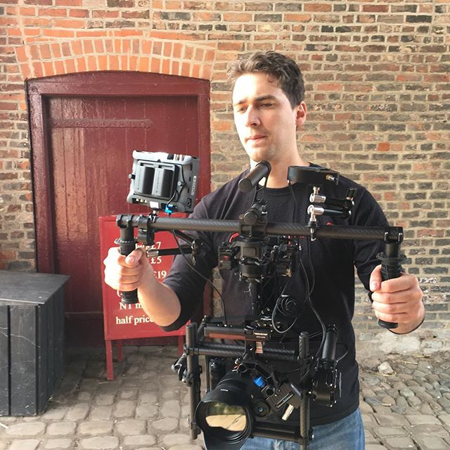 Atlas AV producing your next steadicam shot!