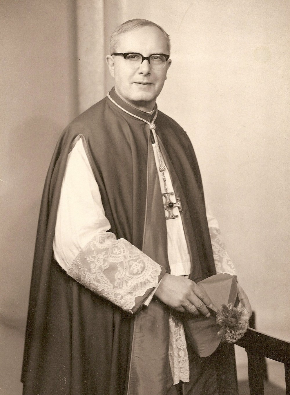 Bishop Gordon Wheeler