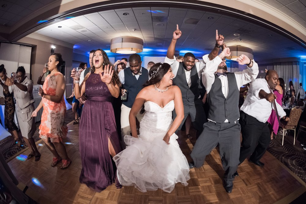 At One T Entertainment - our mission is to give couples a fun and unforgettable experience while running the reception without missing a beat.