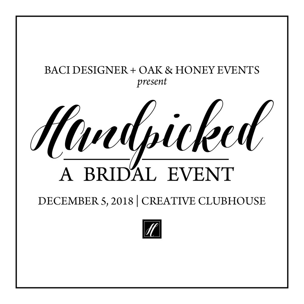 Hi! - Thank you for attending Handpicked!Click the button below to access ourField Guide with information on all of the2018 vendors!