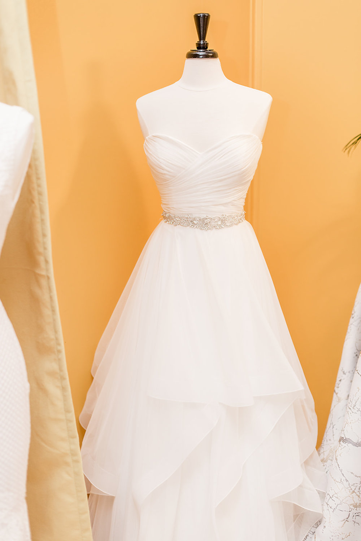 FULFILLED - Bridal Attire