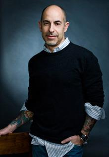 David Goyer: photo credit Kevin Scanlon