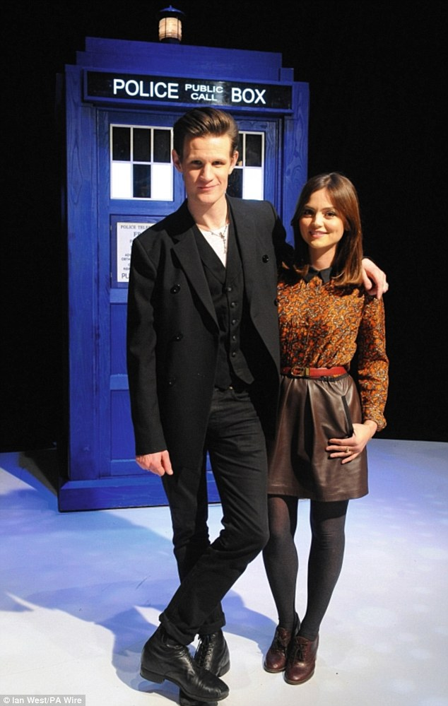 Doctor Who and Companion