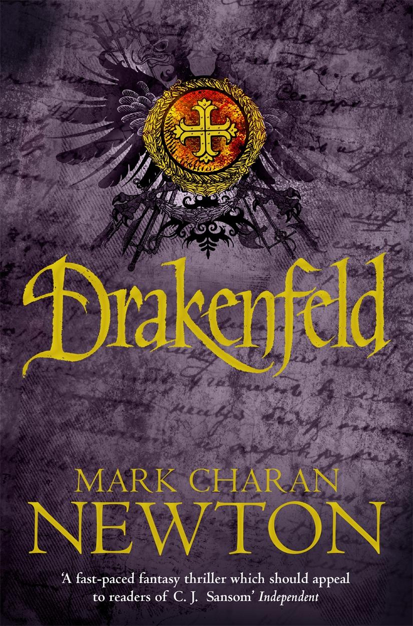 Paperback cover of Drakenfeld