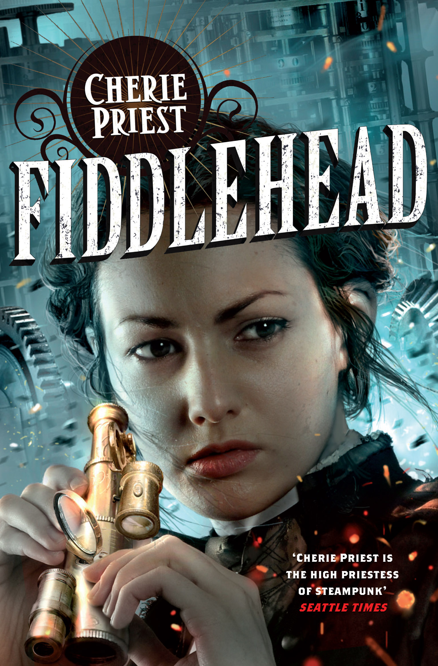 See below for bigger image: Fiddlehead - cover illustration Angelo Rinaldi, in-house design Neil Lang