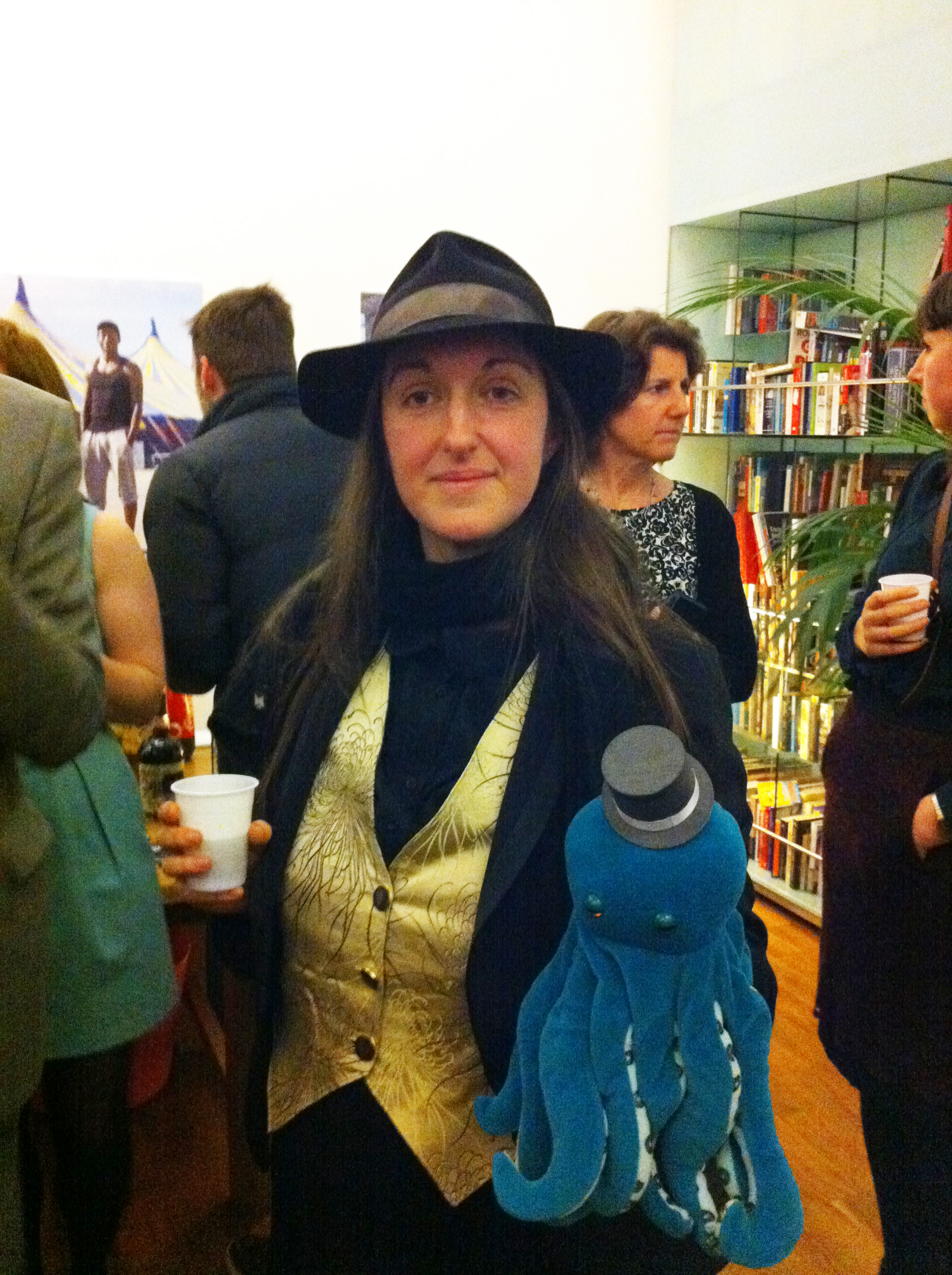 Frances Hardinge, shortlisted for the Red Tentacle (Best Novel) Award