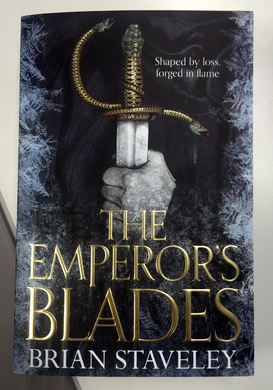 The Emperor's Blades - pb