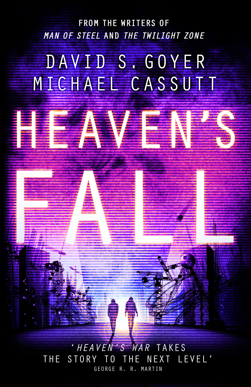 Heaven's Fall HB - designed by Jon Pelham