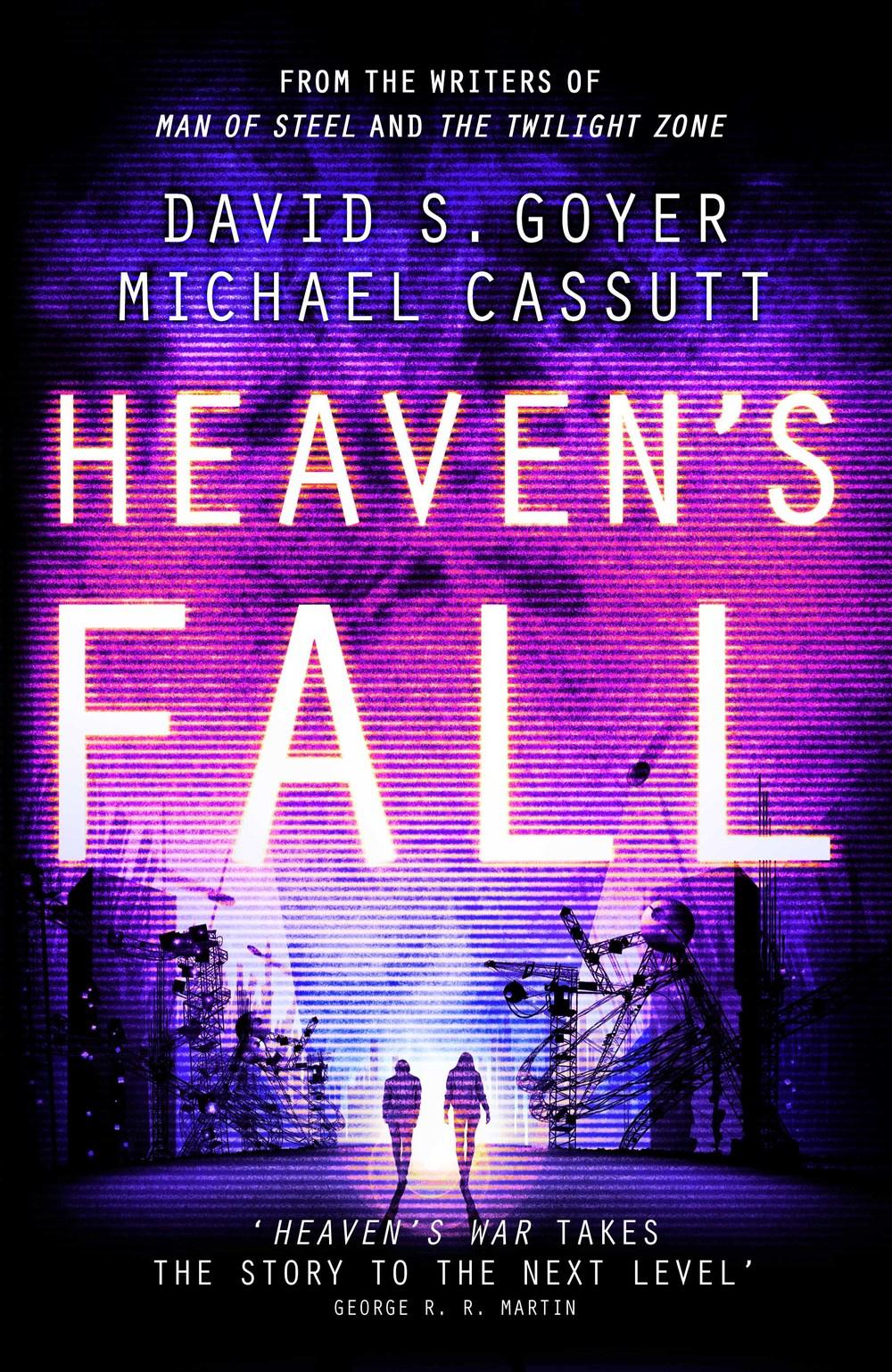Heaven's Fall HB - designed by Jonathan Pelham