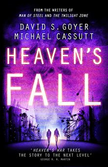 Heaven's Fall HB - book three