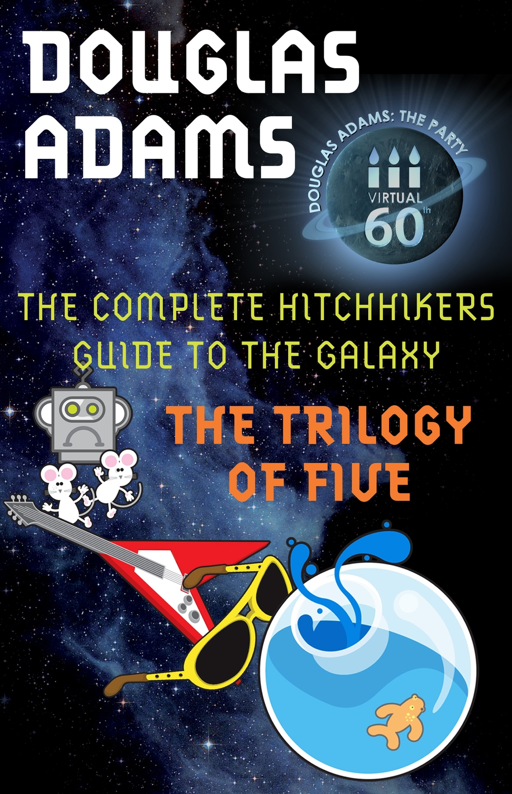 Hitchhikers ebook omnibus