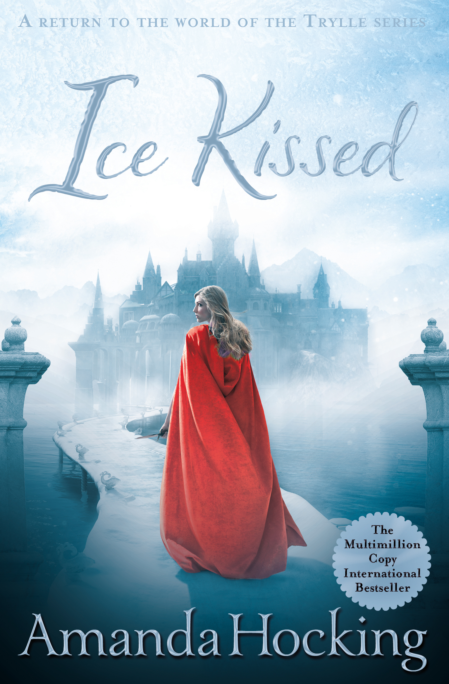 Ice Kissed by Amanda Hocking