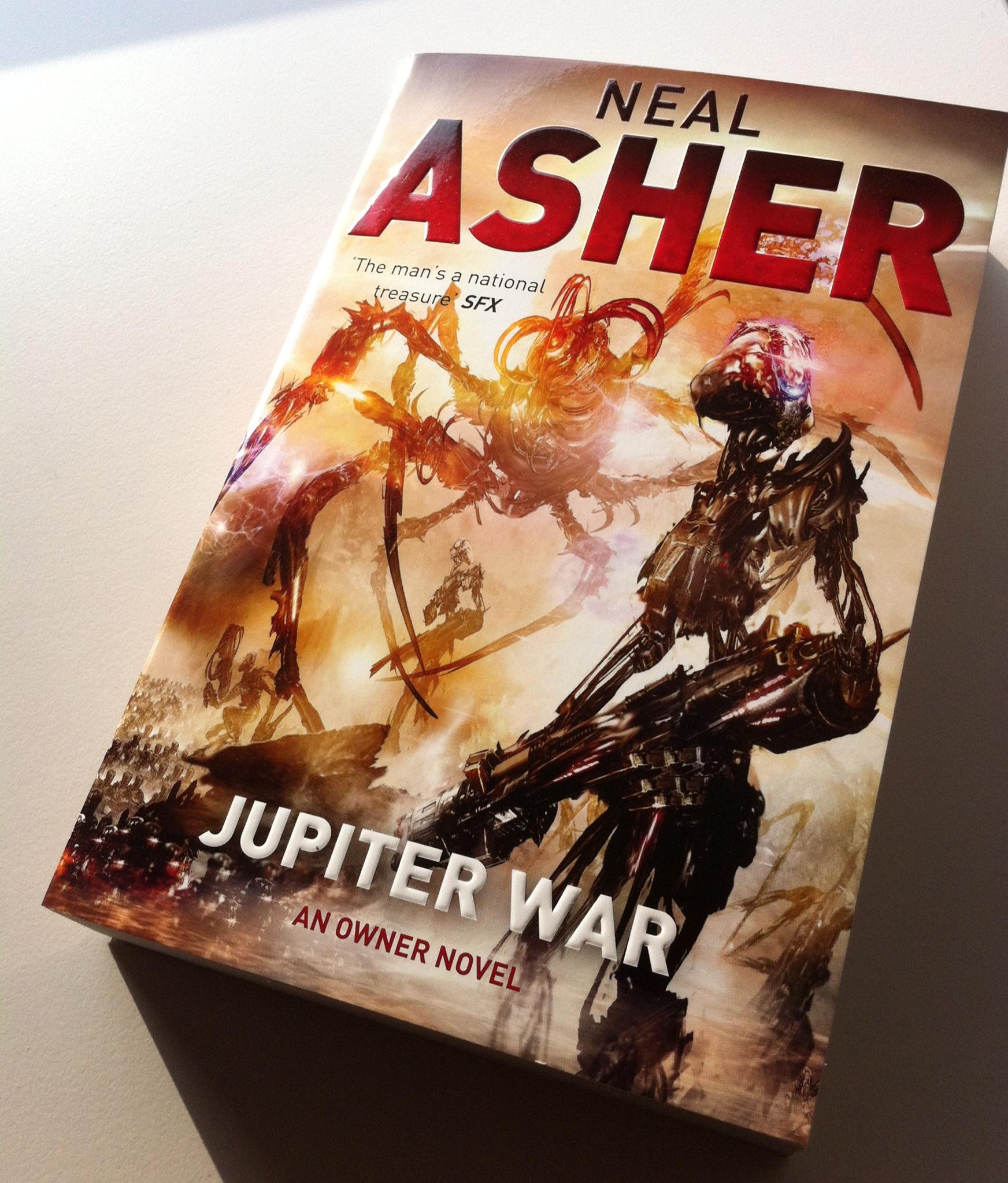 Jupiter War in PB