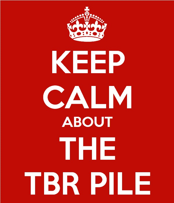 Keep Calm About the TBR Pile