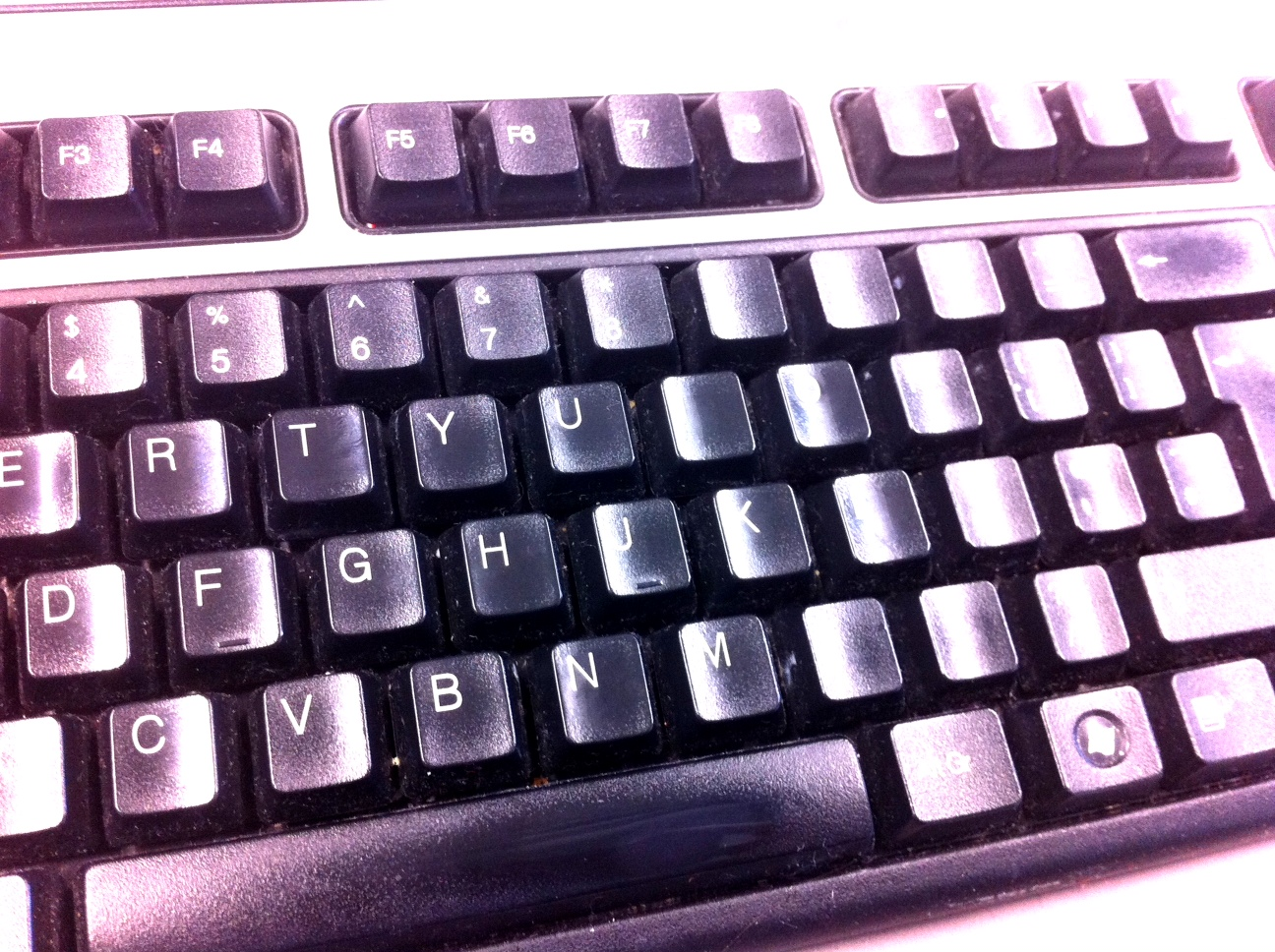 Creative writing task - no keyboards allowed!