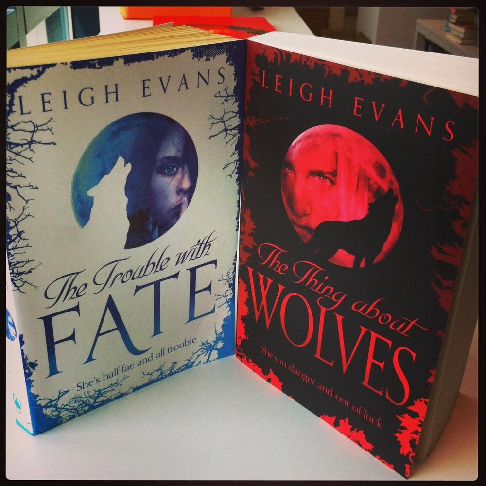 Leigh Evans