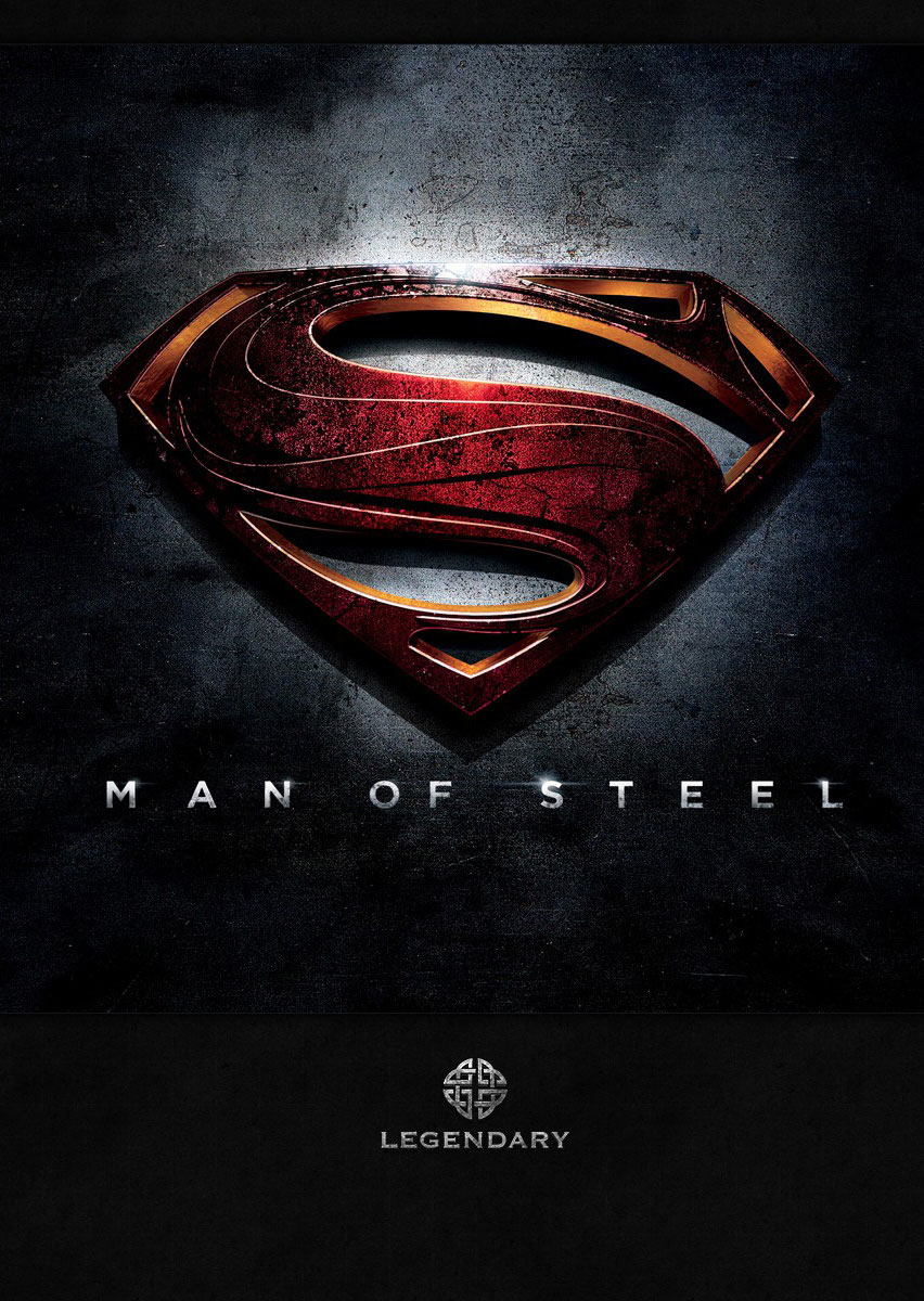 Man of Steel - film poster