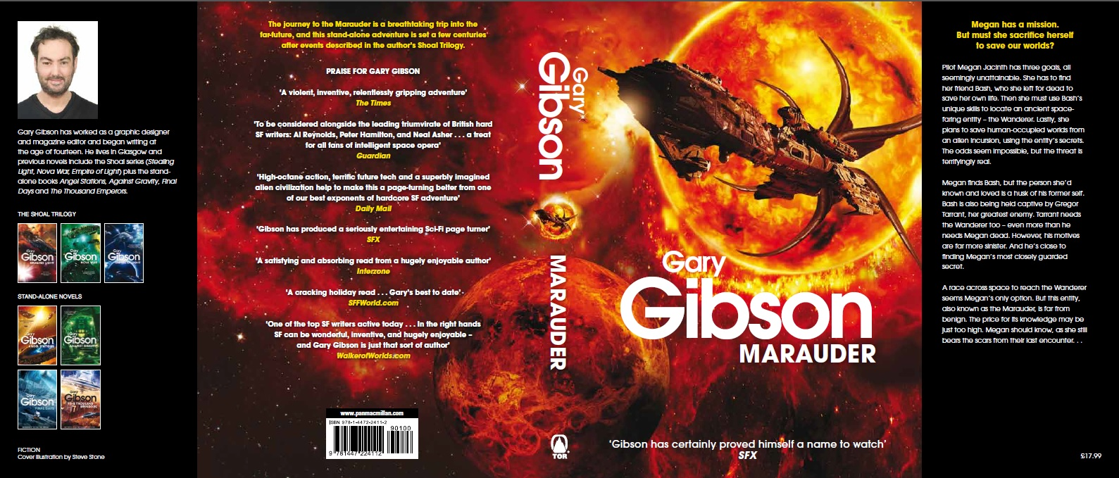 Marauder full cover image
