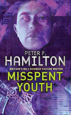 Misspent Youth - old cover and format