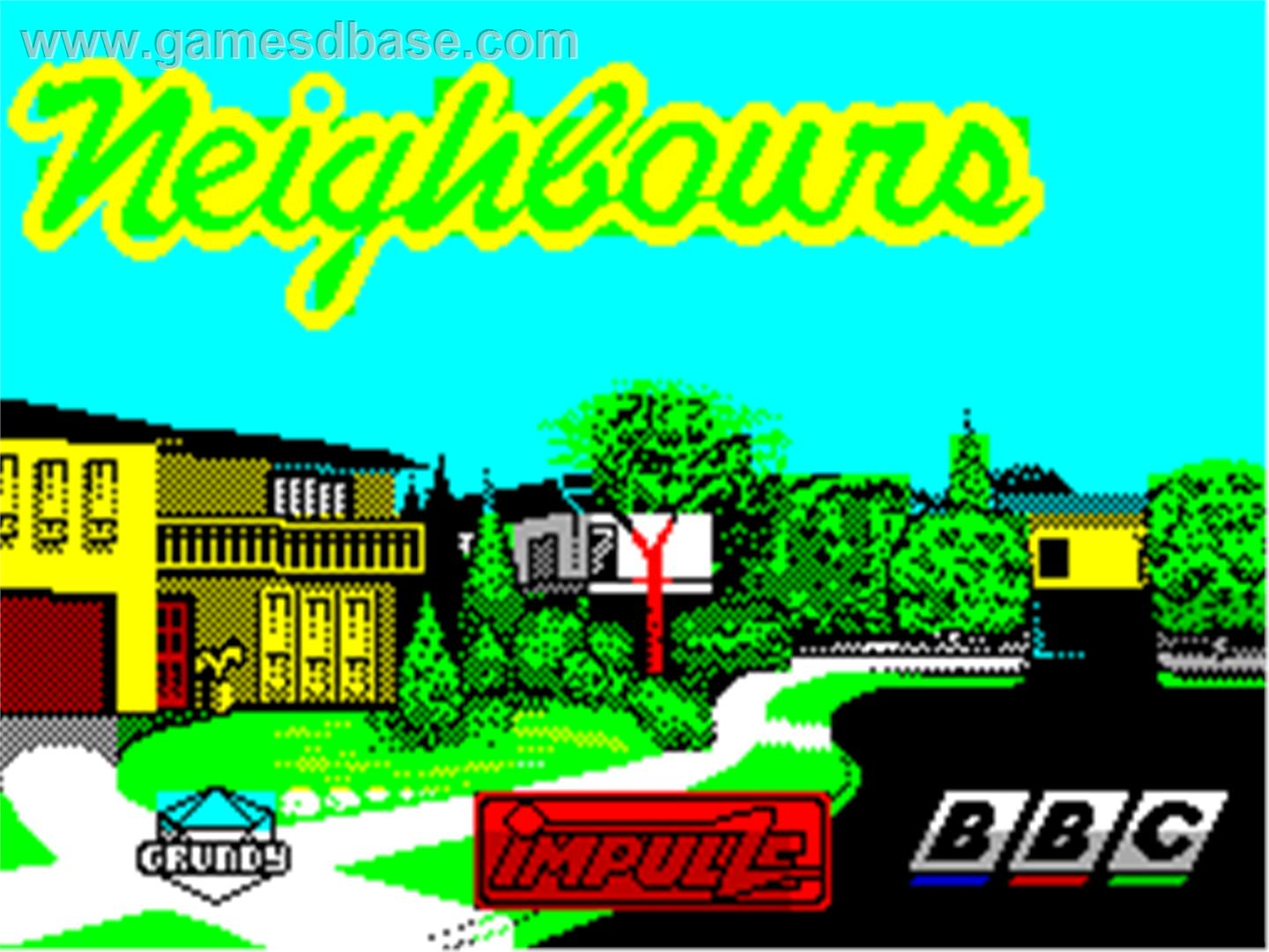Neighbours: The Video Game