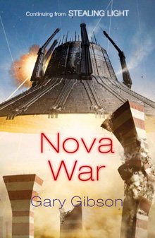 Nova War - original cover