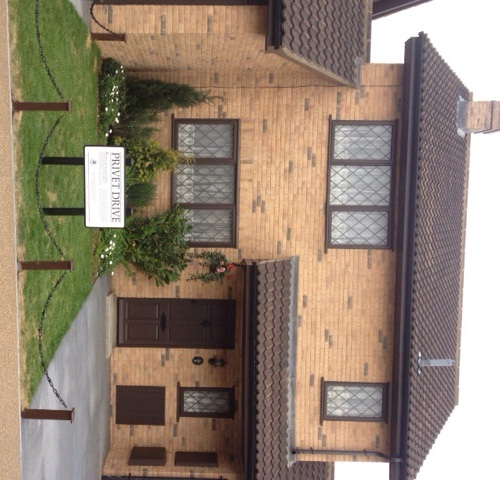 Potter tour - Privet Drive