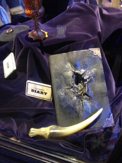 Potter tour - diary