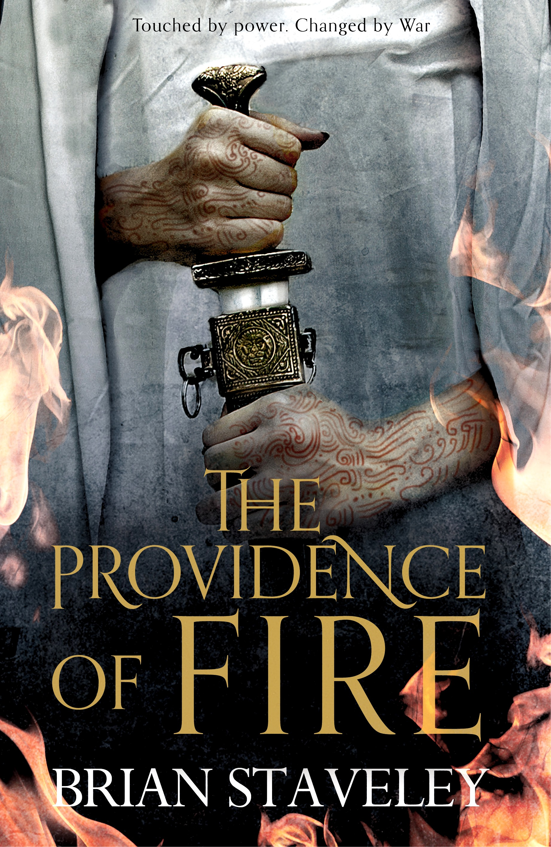 Providence of Fire cover art