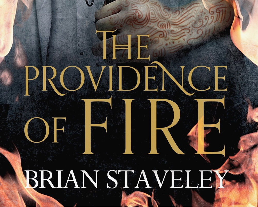 Providence of Fire thumbnail - Brian Staveley