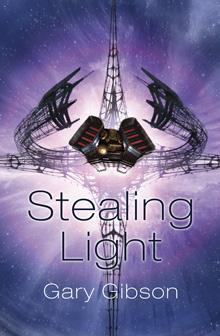 Stealing Light - original cover