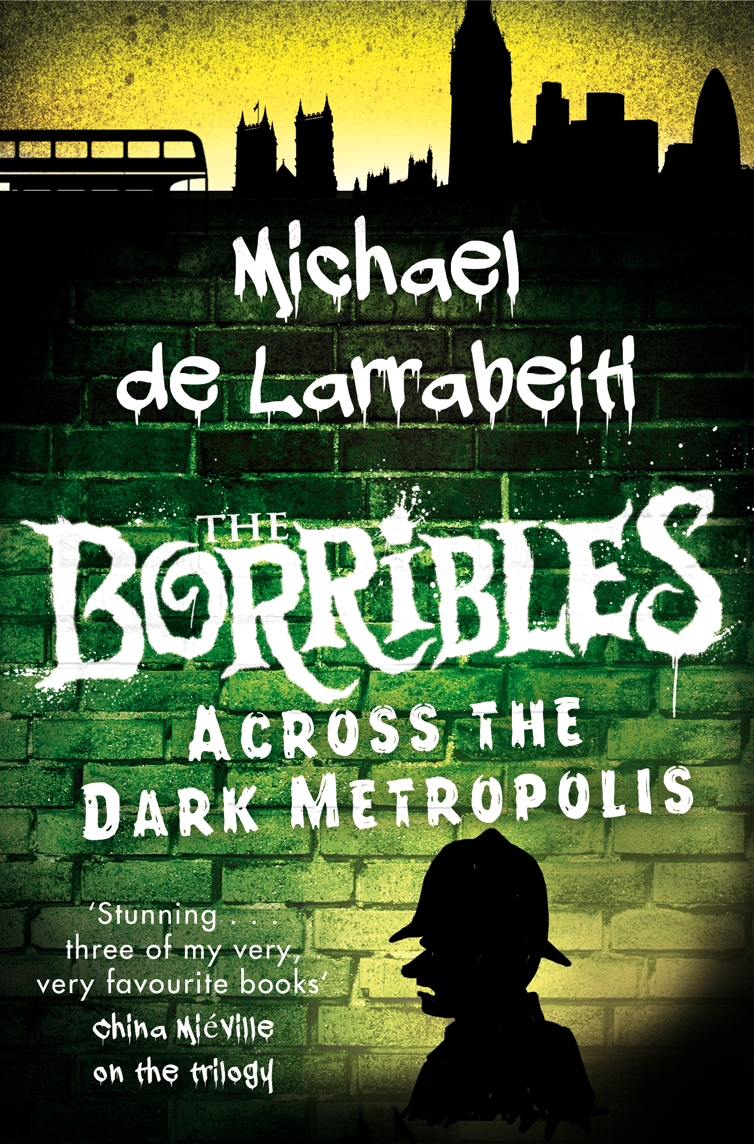 The Borribles - Across the Dark Metropolis