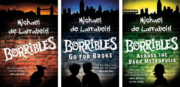 The Borribles trilogy