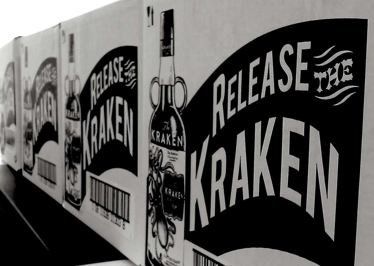 Kraken Rum - 2012
