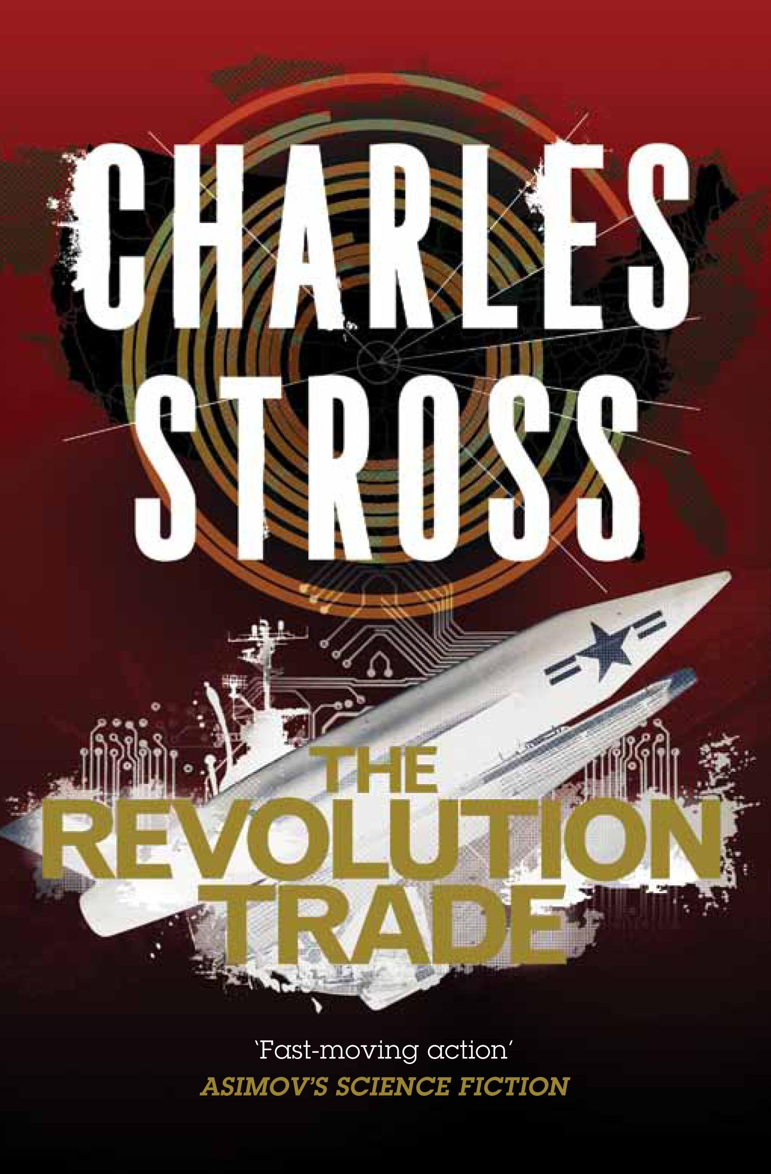 THE REVOLUTION TRADE: Tor UK omnibus reissue of original series