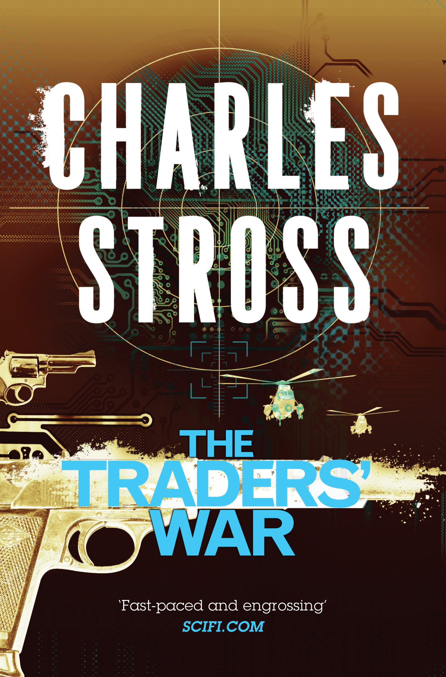 THE TRADERS' WAR: Tor UK omnibus reissue of original series