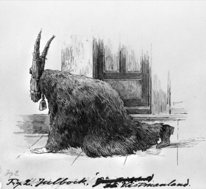 The Yule Goat