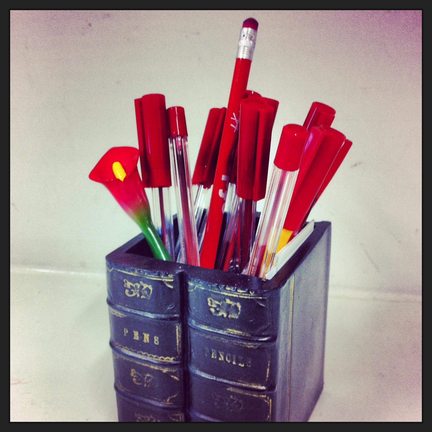 Tools of the trade - it's not all about the red pen