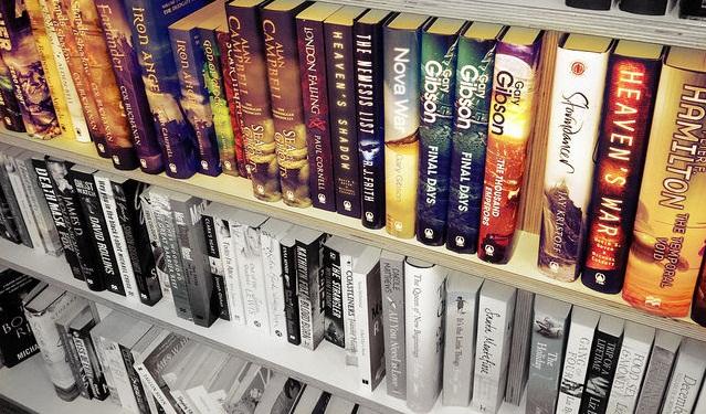 Tor bookshelf