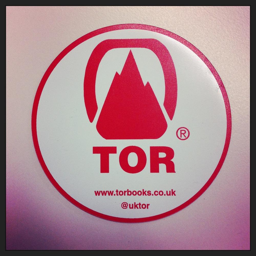 Tor colophon