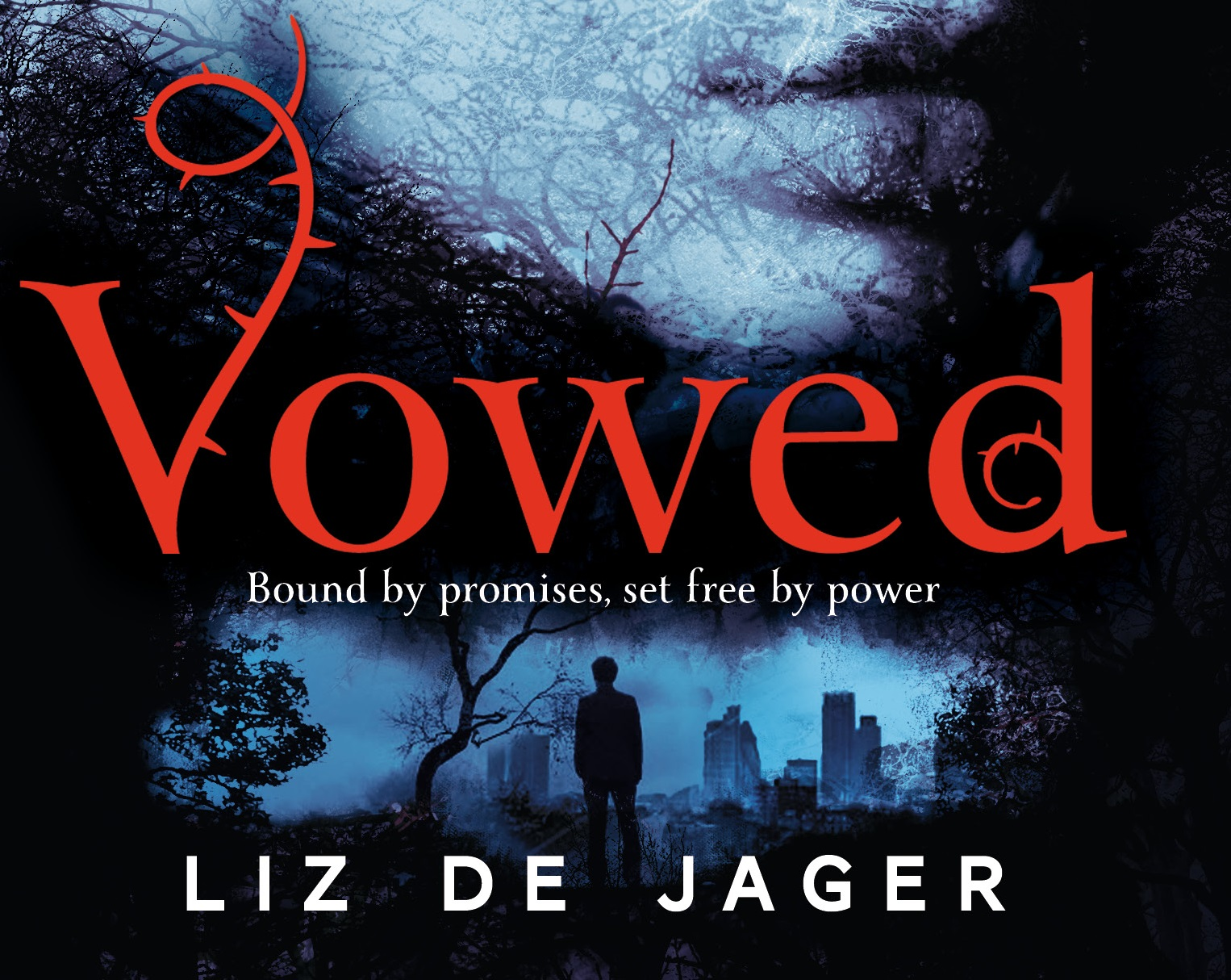 Vowed cover art