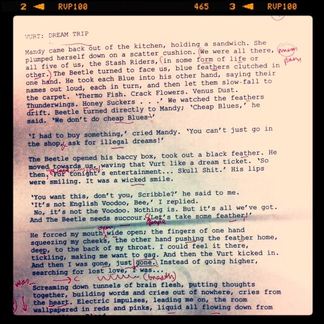 Vurt script